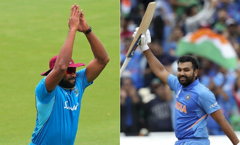 Kieron Pollard and Rohit Sharma will be aware of each other's game plan, having played together for years in the IPL. Agencies