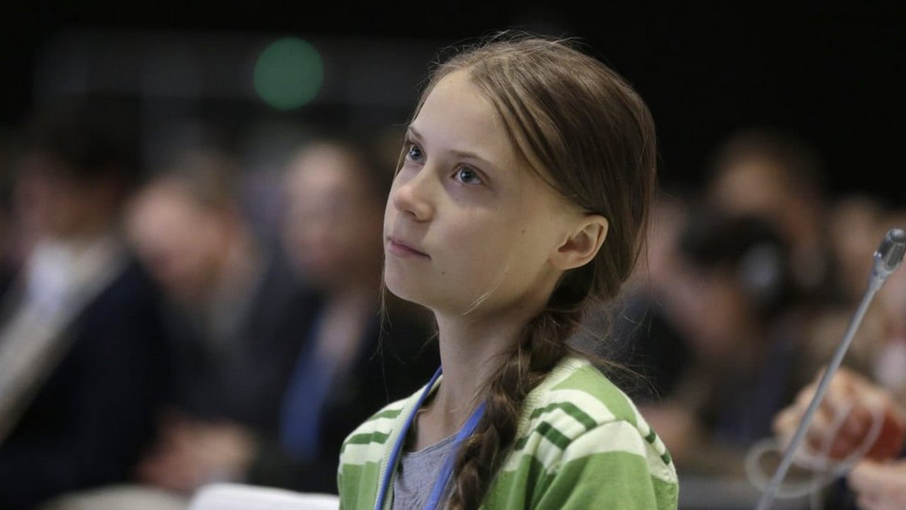 Greta Thunberg reminds world leaders at Davos of climate crisis they continue to ignore
