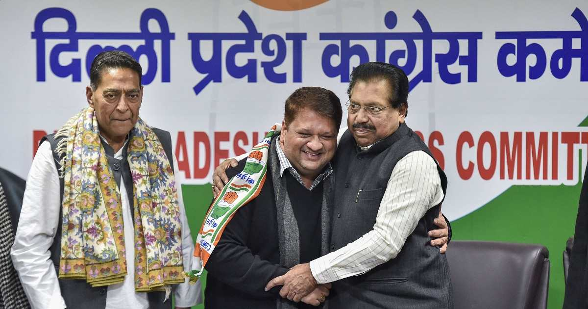 Delhi Assembly Election 2020 , Adarsh Shastri Profile : Grandson of Lal Bahadur Shastri , sitting AAP MLA is contesting from Dwarka on INC ticket