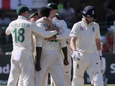 South Africa vs England: Ben Stokes stitches 76-run partnership with Ollie Pope to help visitors post 224/4 on Day 1 of third Test