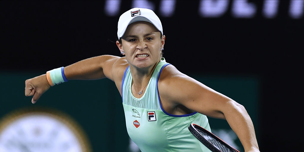 'My dream is winning Wimbledon': World number one Ashleigh Barty driven by goal to conquer All-England Club - Sports News , Firstpost