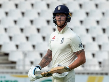 South Africa vs England: Ben Stokes fined 15 percent of his match fee, given one demerit point for abusing spectator in Johannesburg Test
