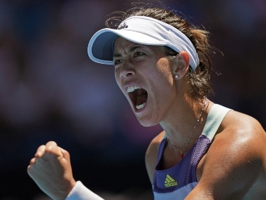 Australian Open 2020: Garbine Muguruza sets up semi-final clash with Simona Halep after beating Anastasia Pavlyuchenkova