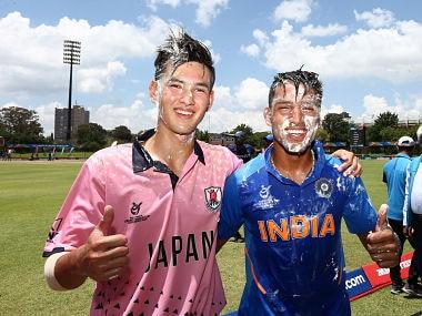 ICC U-19 World Cup 2020: India's Dhruv Jurel, Japan's Kento Dobell celebrate birthday together after defending champions rout debutants