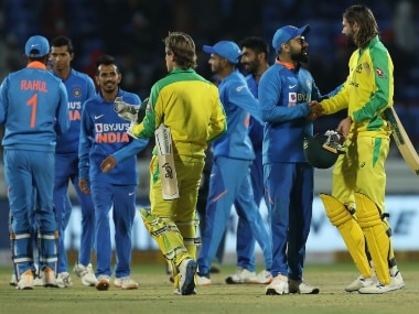 India vs Australia 3rd ODI LIVE Streaming: When and where to watch IND vs AUS in Bengaluru Match Live Telecast Online