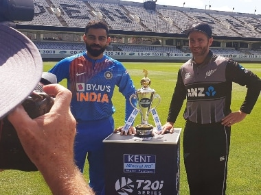 India vs New Zealand, Highlights, 1st T20I at Auckland, Full Cricket Score: Iyer fifty guides India to six-wicket win