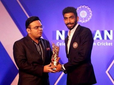 BCCI Awards 2018-19: Jasprit Bumrah receives Polly Umrigar award, Poonam Yadav claims top prize in womens section