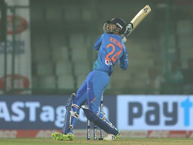 India A vs New Zealand A: Krunal Pandya, Ishan Kishan's efforts go in vain as hosts clinch series-levelling win in second unofficial ODI