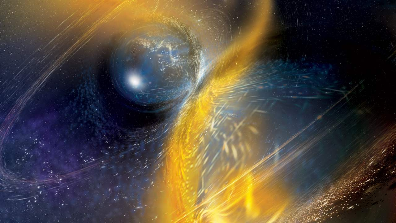 Mystery of a massive neutron star merger in Milky Way explained by new astrophysics theory
