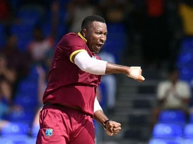West Indies vs Ireland: Lendl Simmons and bowlers' sublime display lead hosts to series-levelling victory in third T20I