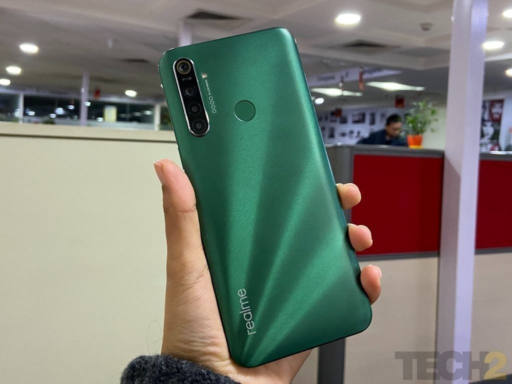 Realme 5i With 5 000 Mah Battery To Go On Its First Open Sale Today At 12 Pm Technology News Firstpost