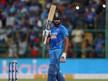 India vs Australia: Rohit Sharma, Virat Kohli light up Chinnaswamy as Men in Blue clinch series with seven-wicket win