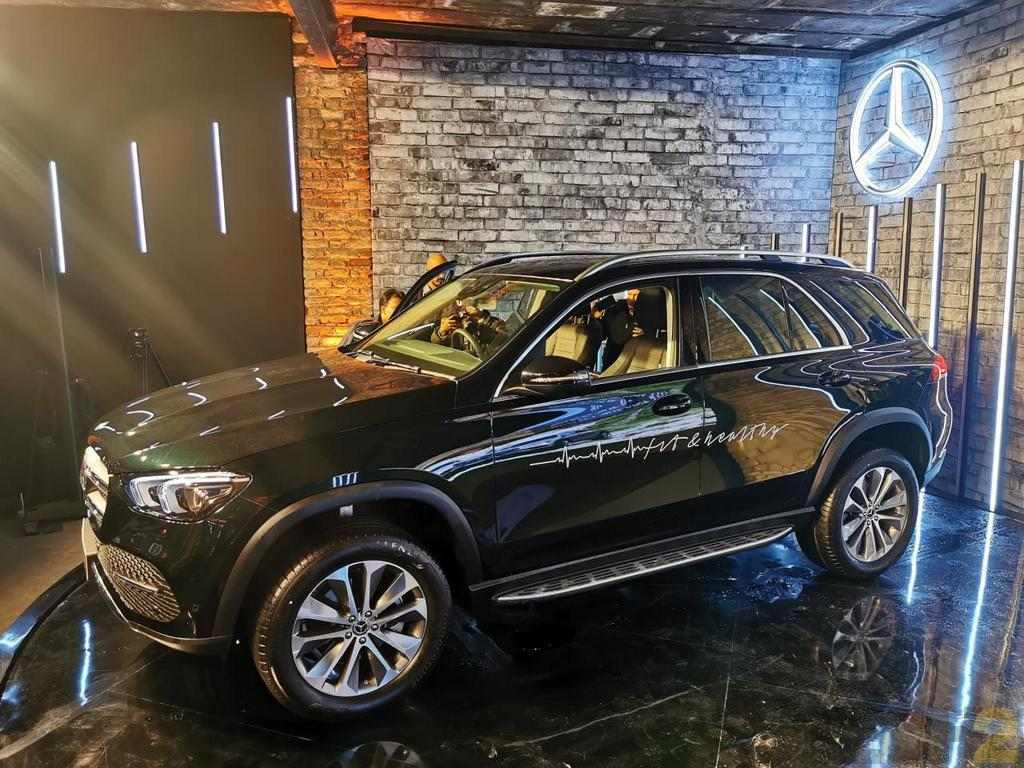 Mercedes Benz Gle Suv Launched In India Pricing Starts At Rs 73 7 Lakh Technology News Firstpost
