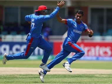 ICC U-19 World Cup 2020: Leg-spinner Shafiqullah Ghaffari scalps six as Afghanistan shock South Africa by seven wickets