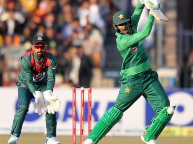 Pakistan vs Bangladesh: Shoaib Malik marks successful return to T20Is with 45-ball 58 as hosts grab series lead in Lahore