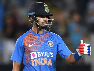 Rahul Dravid 'judged me' for hitting six in final over of four-day match, reveals batsman Shreyas Iyer