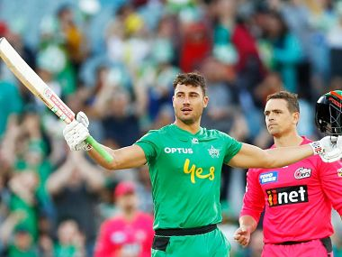 Big Bash League 2019-20: Marcus Stoinis slams tournament's highest individual score as Melbourne Stars beat Sydney Sixers