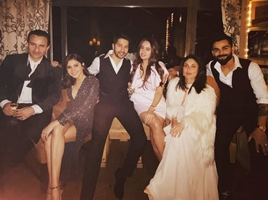 Anushka Sharma, Virat Kohli, Varun Dhawan bring in the new year at Switzerland; Priyanka Chopra shares a video montage summing up 2019