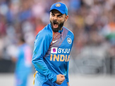Virat Kohli slips to 10th spot, KL Rahul and Rohit Sharma static at second and 11th spot respectively in ICC T20I Player rankings