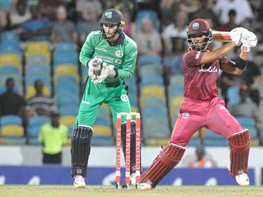West Indies vs Ireland, Match Highlights, 3rd ODI at Grenada: Windies emerge victorious after rainfall impedes play