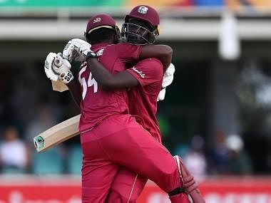 ICC U-19 World Cup 2020: West Indies' all-round performance earns them three-wicket victory over Australia