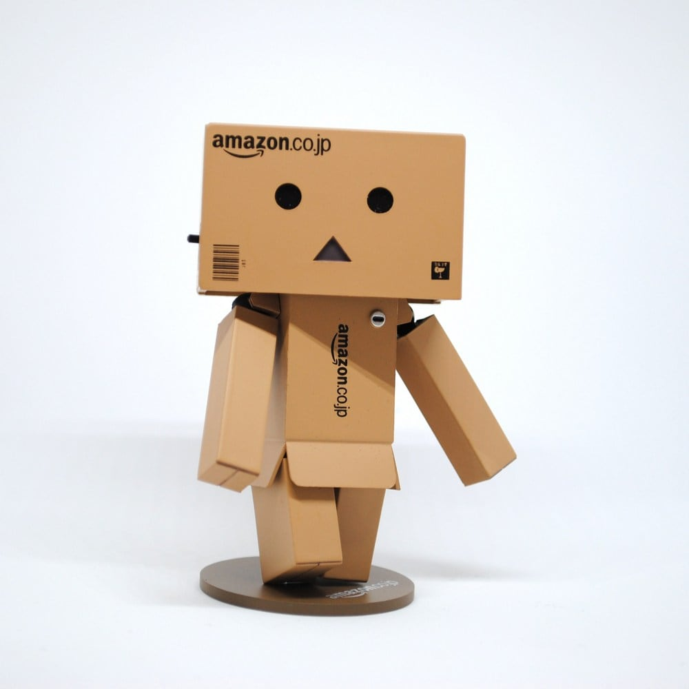 Amazon's packaging adds a considerable amount of cardboard to landfills worldwide.