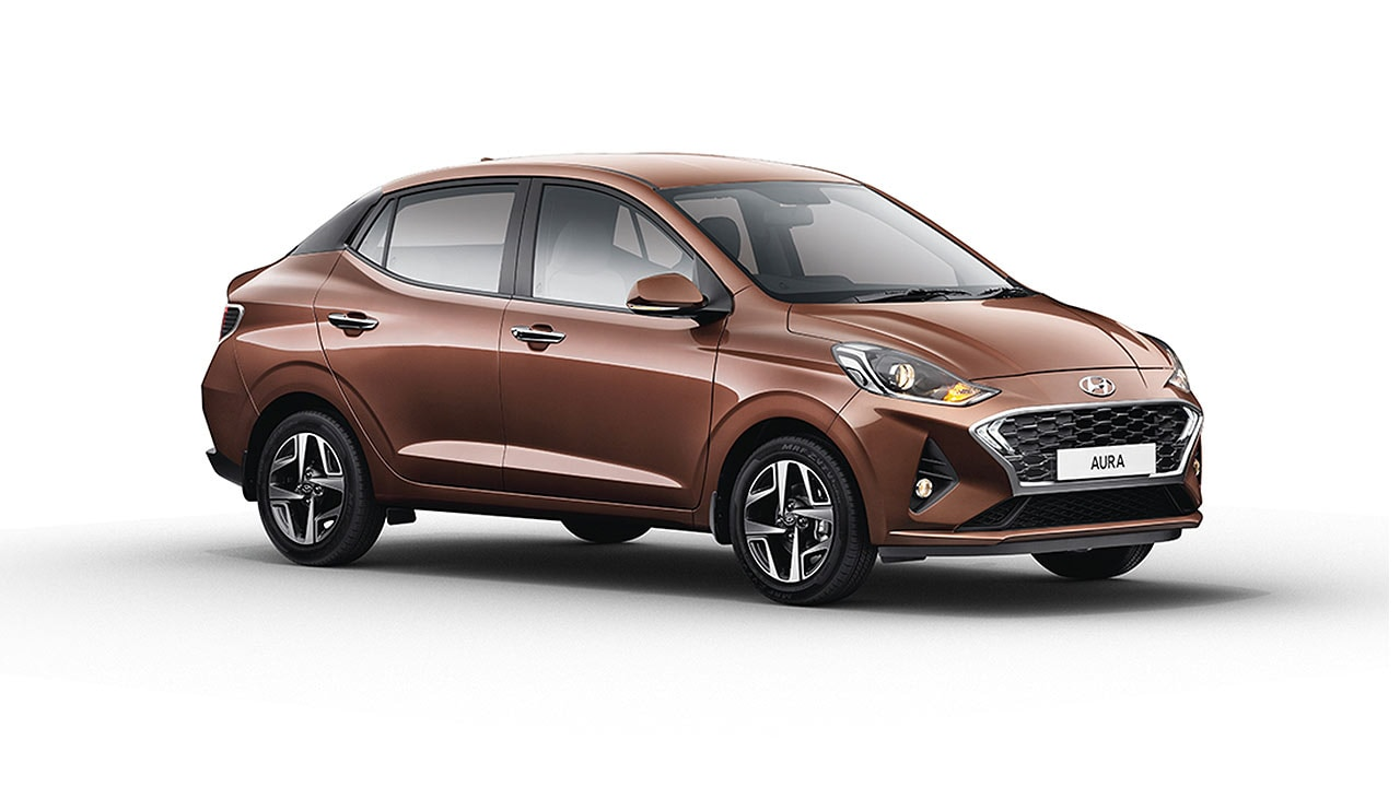 BSVI-compliant Hyundai Aura launched in India at a starting price of Rs 5.8 lakh