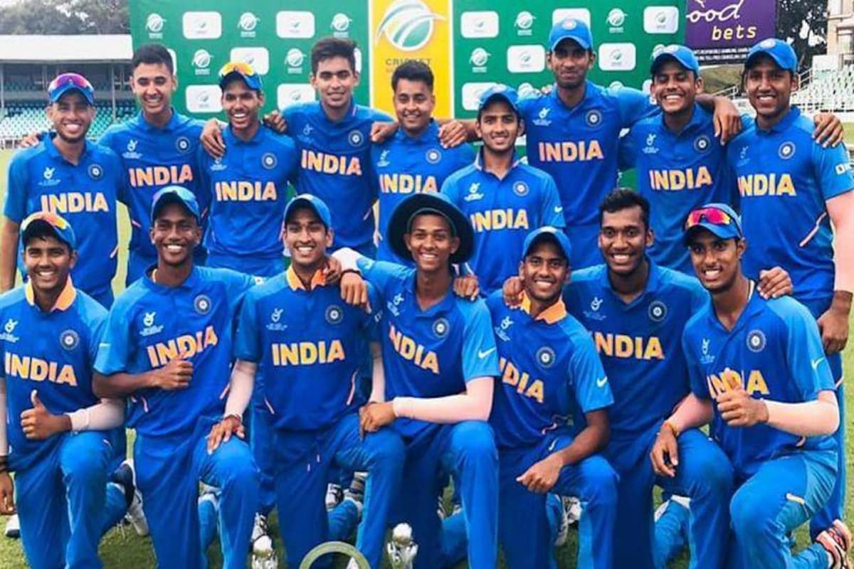 Icc U 19 World Cup 2020 Priyam Garg Captained India Look To Extend Dominance With Fifth Title In South Africa Firstcricket News Firstpost