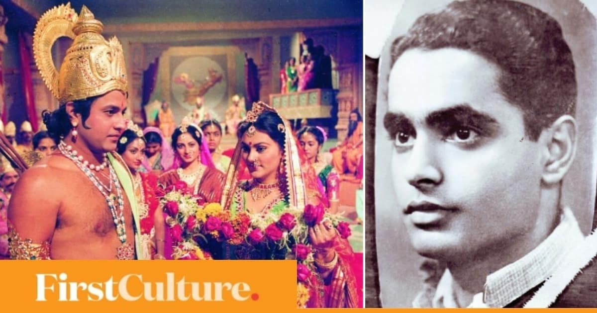 The man who would make Ramayan: Ramanand Sagar's biggest endeavour is outlined in a new biography- Entertainment News, Firstpost