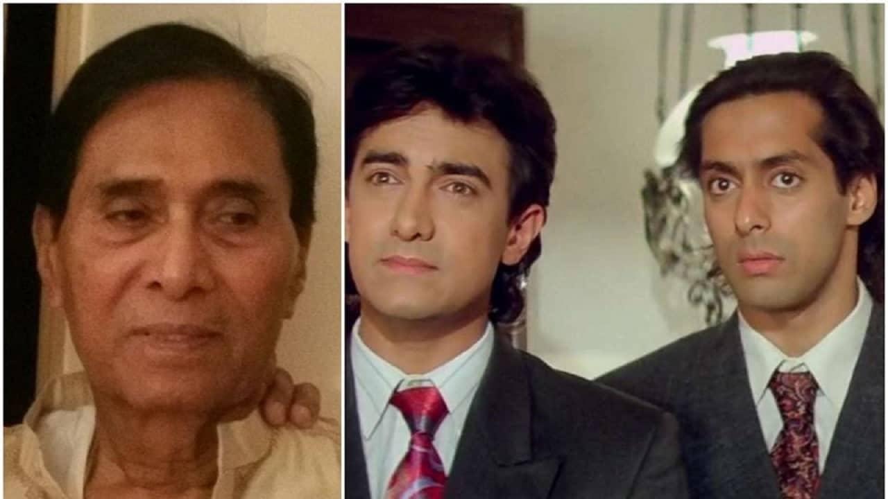 Andaz Apna Apna producer Vinay Sinha passes away; Salman Khan, Aamir Khan tweet condolences- Entertainment News, Firstpost