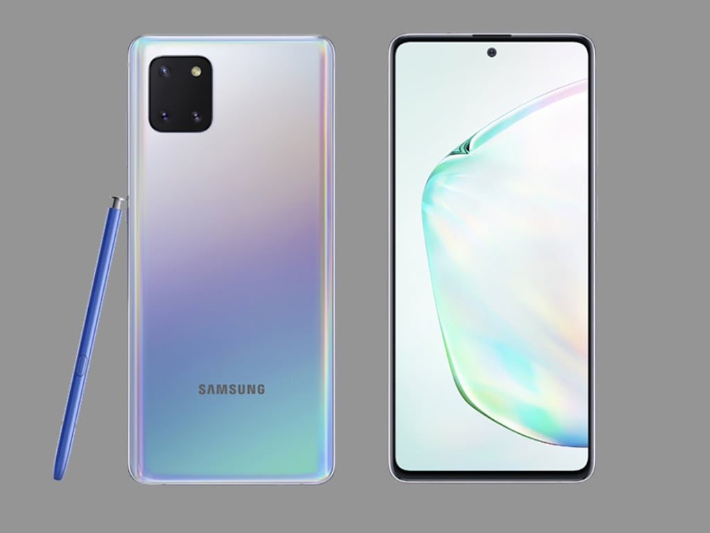 Samsung Galaxy Note 10 Lite To Launch In India Today All You Need To Know Technology News Firstpost