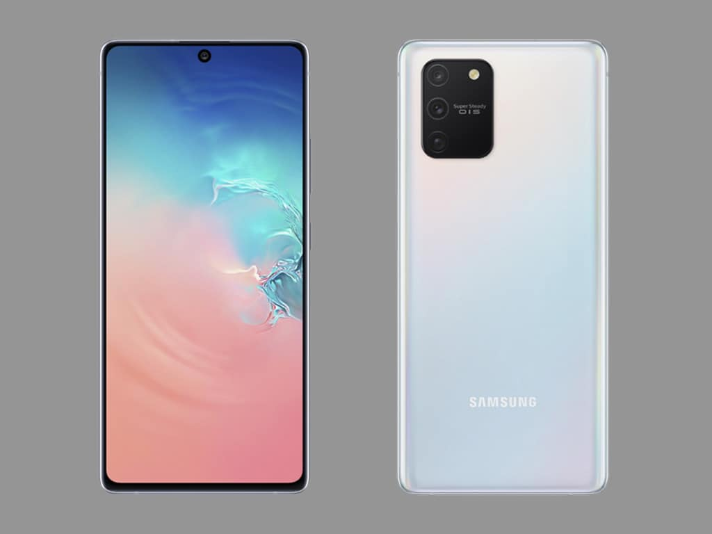 Samsung Unveils The Galaxy S10 Lite And Note10 Lite With Rectangular Camera Bump Technology News Firstpost