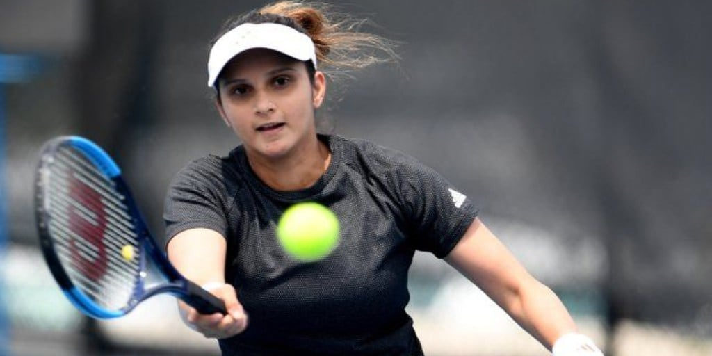 Hobart International 2020 Even After Spending Two Years Off The Court Sania Mirza S Forehand Has Lost None Of Its Sting Sports News Firstpost