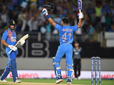 India vs New Zealand: Shreyas Iyer's match-winning fifty suggests visitors' search for the 'finisher' may have ended