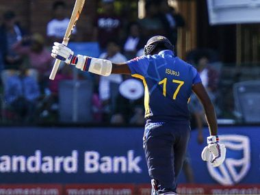 India vs Sri Lanka: Injured Lanka pacer Isuru Udana virtually ruled out of third T20I, confirms head coach Mickey Arthur