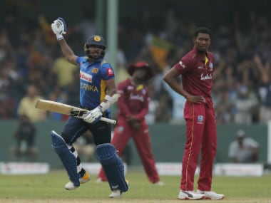 Sri Lanka vs West Indies, LIVE Cricket Score, 2nd ODI at Hambantota