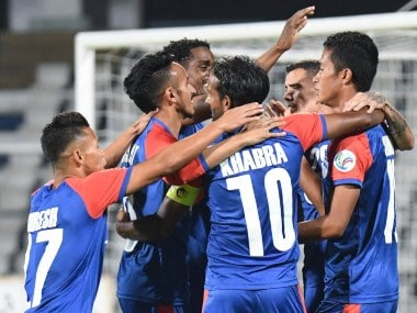 AFC Cup Qualifiers: Semboi Haokip, Deshorn Brown score hat-tricks as Bengaluru FC hammer Paro FC 9-1 in 2nd leg