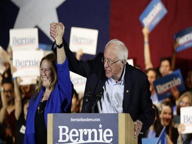 Bernie Sanders cements status as Democratic front-runner after overwhelming win in Nevada caucuses; Biden distant second, Buttigieg third