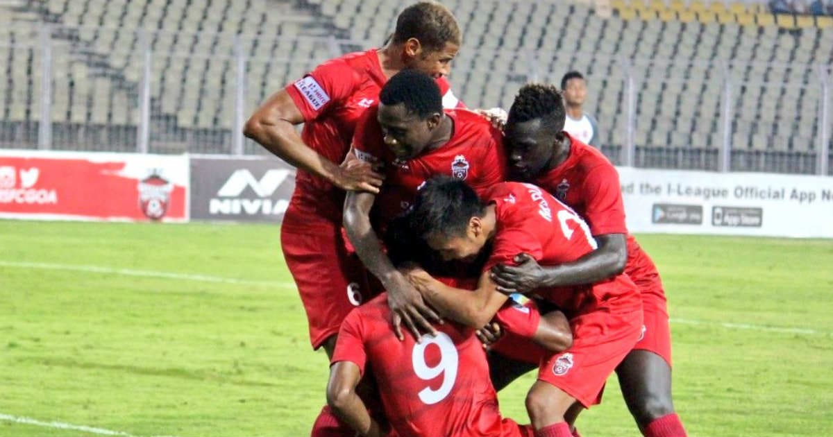 I-League 2019-20: Willis Plaza's stoppage-time goal helps Churchill Brothers eke out narrow 2-1 win over Aizawl FC - Firstpost