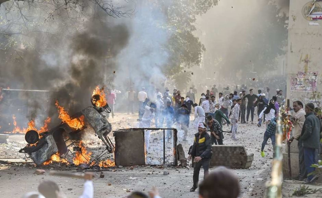 The violence, which began as clashes between pro-CAA and anti-CAA protesters, had escalated on Monday, with the protesters resorting to stone pelting, arson. Rattan Lal, a head constable with the Delhi Police, died of injuries. PTI