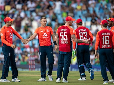 South Africa vs England: Captain Eoin Morgan leads from front to seal victory and series over Proteas- Firstcricket News, Firstpost