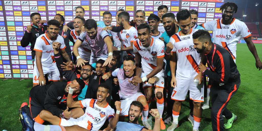 ISL 2019-20: FC Goa register thumping win over Jamshedpur FC to become first Indian team in AFC Champions League group stage - Firstpost
