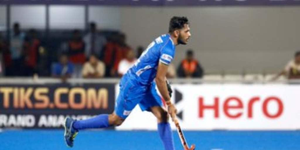 Harmanpreet Singh 'delighted' to be nominated for Arjuna award, lauds teammates for helping him in his success - Firstpost