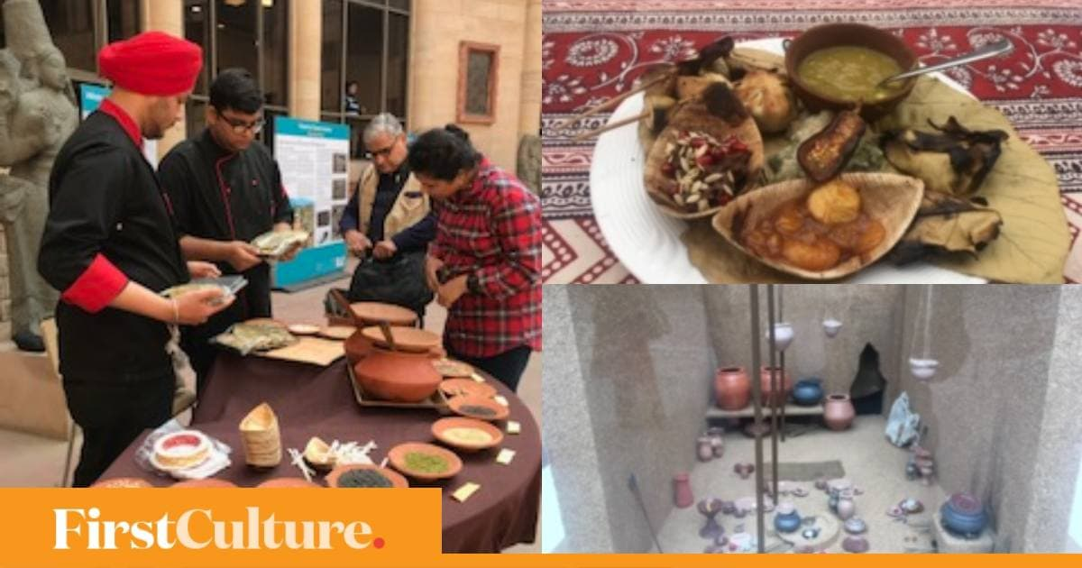 At an exhibition of Indus Valley Civilisation's food cultures, insight into traditions, ingredients, and a decision to exclude meat - Firstpost