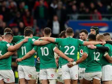 Ireland rugby teams Six Nations home fixture against Italy postponed due to fear of coronavirus spread