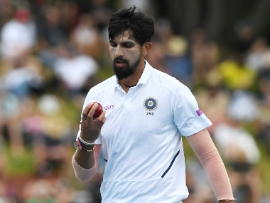 India vs New Zealand: Ishant Sharma's ankle injury rules him out of Christchurch Test, Umesh Yadav to replace him