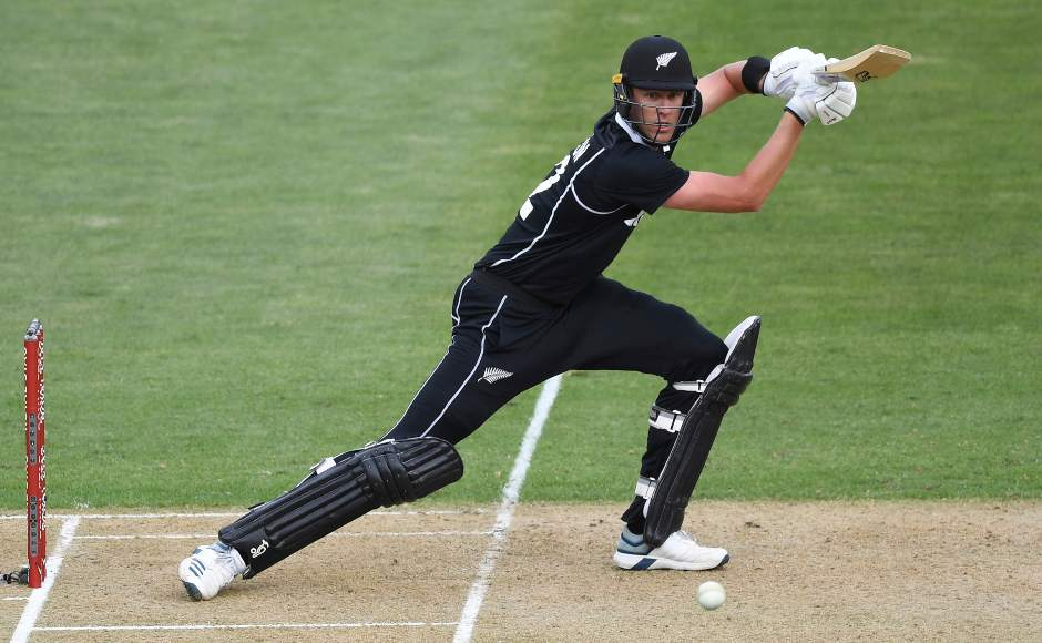 New Zealand's Kyle Jamieson was declared the Man of the Match after the second India-New Zealand ODI in Auckland. The debutant scored 25 runs and took two wickets as the Black Caps took an unassailable 2-0 lead in the series, thereby clinching the same with one game to spare. AP