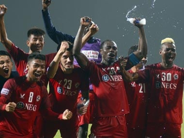 I-League 2019-20: Matias Verons solitary goal sees Aizawl FC end East Bengals title hopes with clinical victory