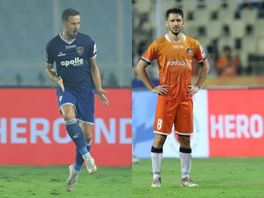 ISL 2020 playoffs, Match Highlights, Chennaiyin FC vs FC Goa: Chennai win first-leg to secure sizeable lead over Goa