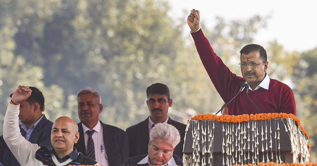 Seven years after AAP's squabbles with UPA, NDA governments, Arvind Kejriwal now sees wisdom in political coexistence - Firstpost